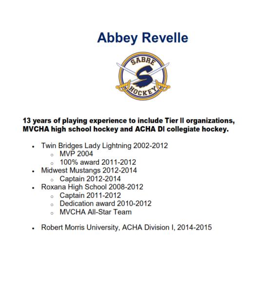 Abbey Revelle  bio