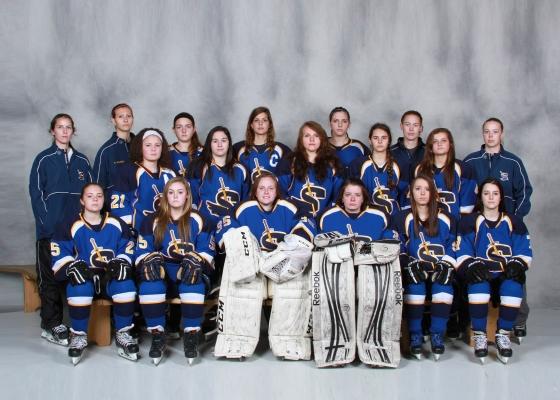 Girls 19U Heartland End-of-Season Champions