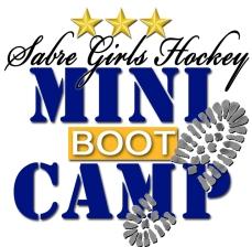 2015 Sabre Girls Hockey Mini Boot Camp
